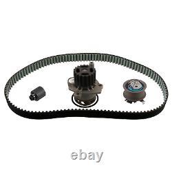 Timing Belt Kit Inc Water Pump Fits Ford Volkswagen Bora Caddy 4motio Febi 40618