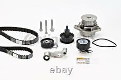 Timing Belt + Pulley Water Pump KIT CONTITECH Fits VW SEAT 1.4L V8 L4 L6