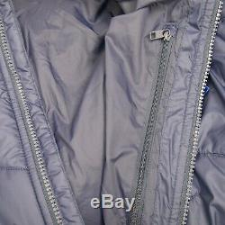 UNDER ARMOUR UA ColdGear Reactor Jacket Mens Size XL Down Filled Blue 1303058