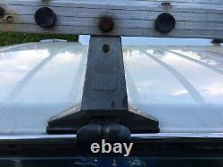 Volvo 240 740 estate full length Aluminium Roof Rack Van Car Gutter Fitting